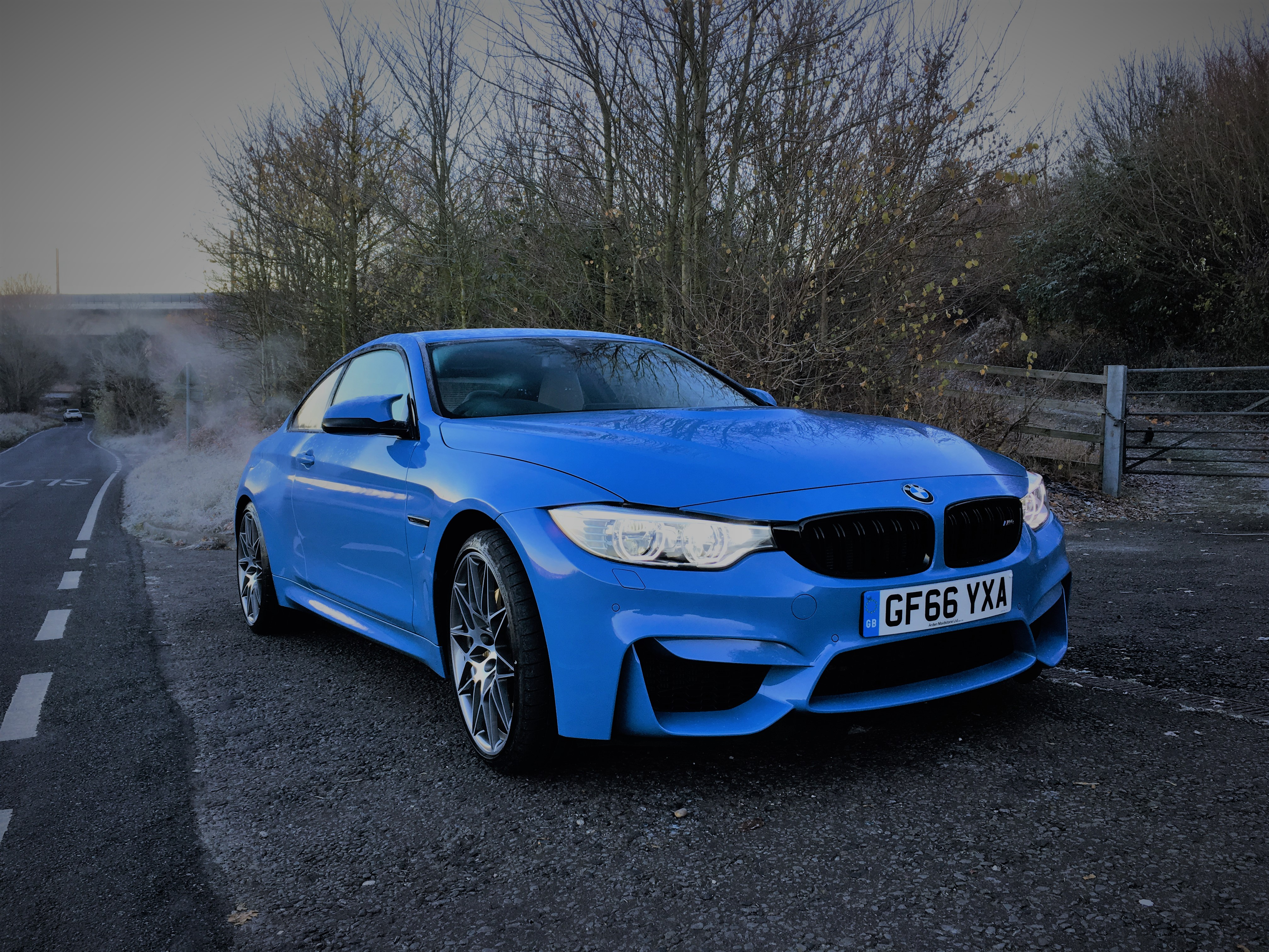 BMW F82 M4 Competition Pack