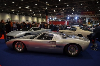 London Classic Car Show at Excel 2018
