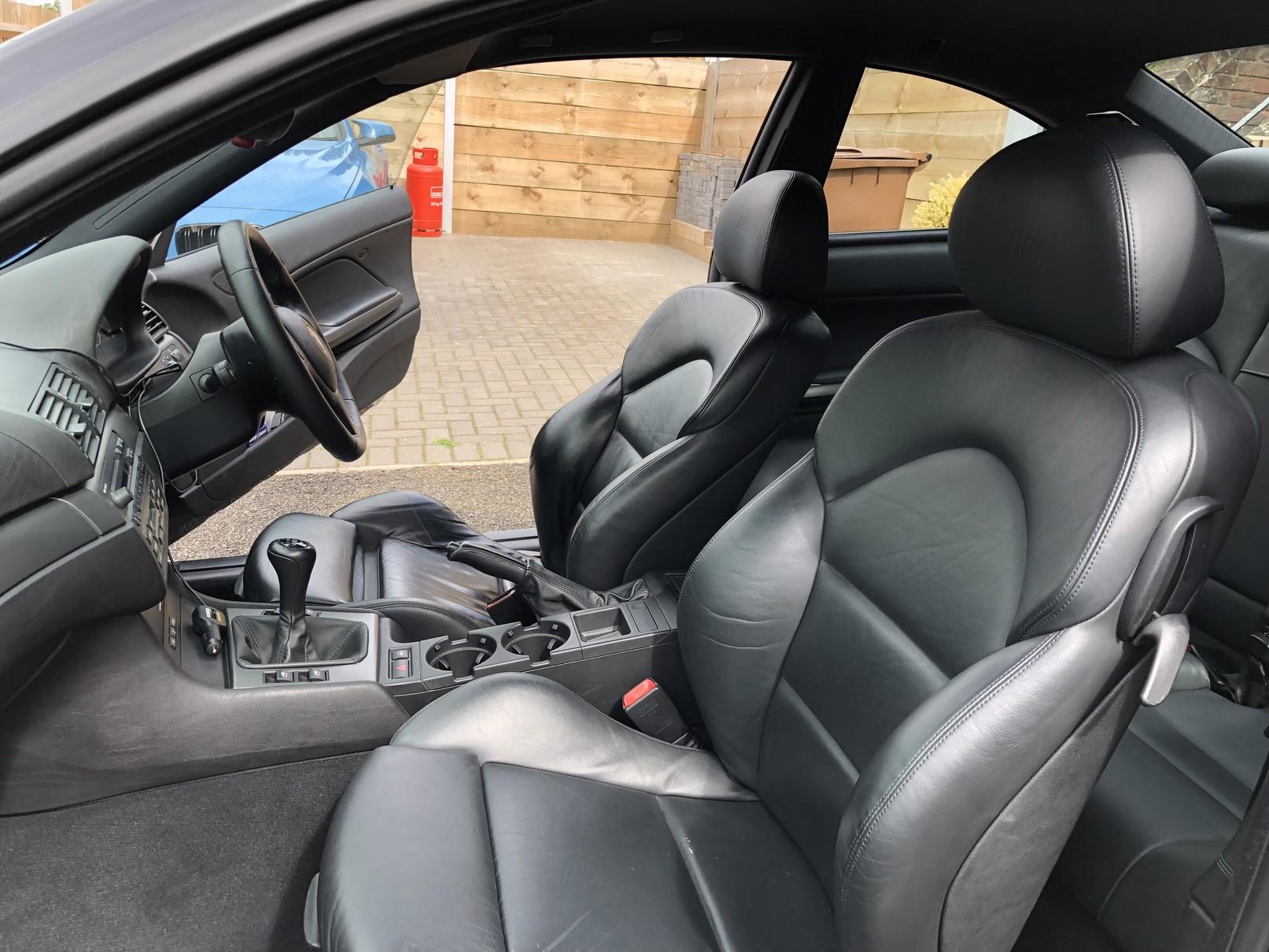 Bungle S Carbon Black Bmw E46 M3 Coupe Turbo Bungle